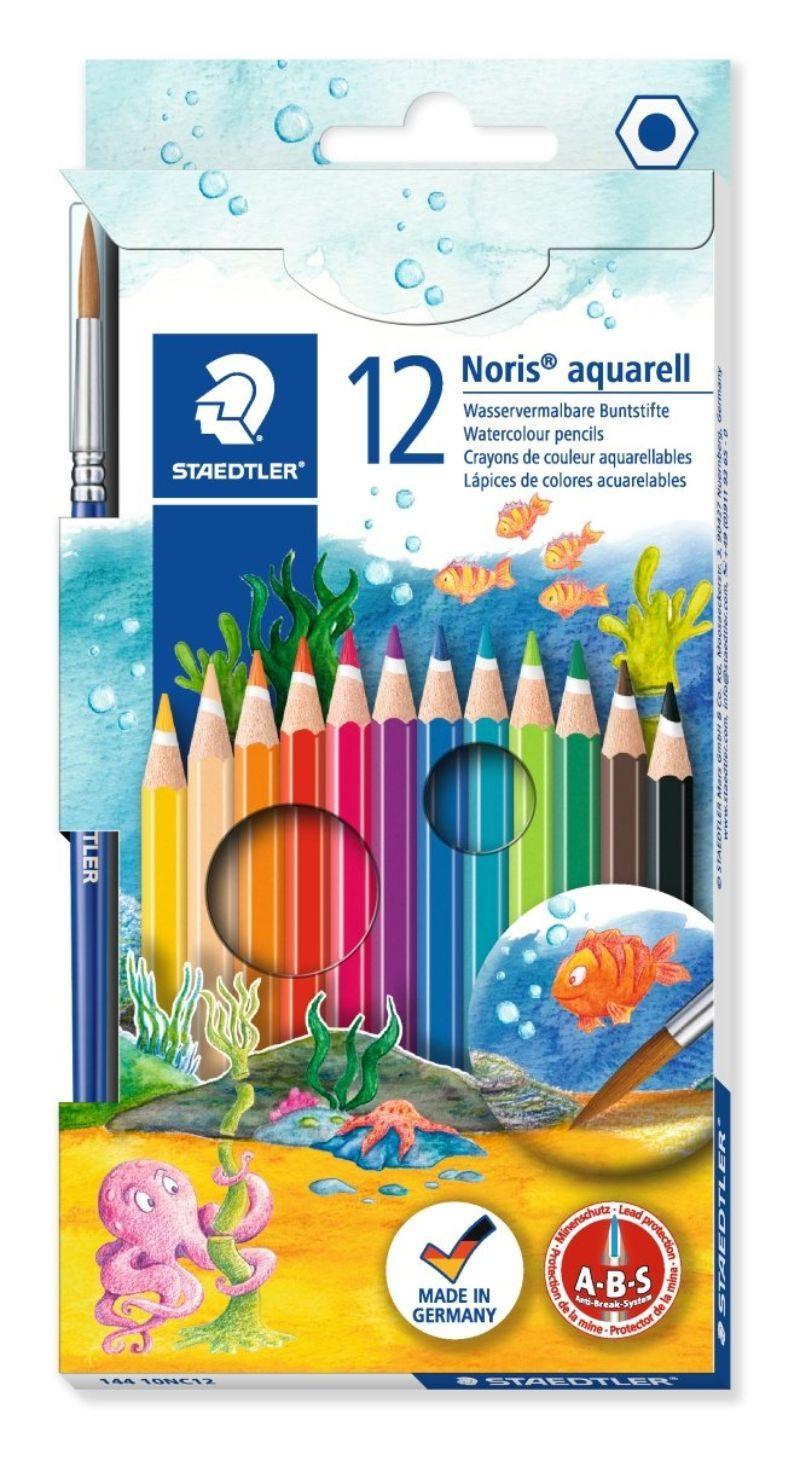12-noris-club-staedtler-acquerellabili-pennello