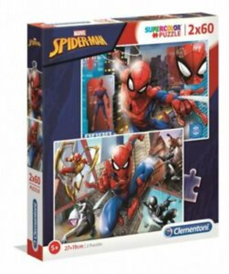 puzzle-spiderman