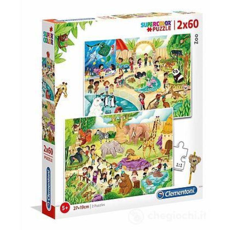 puzzle-zoo