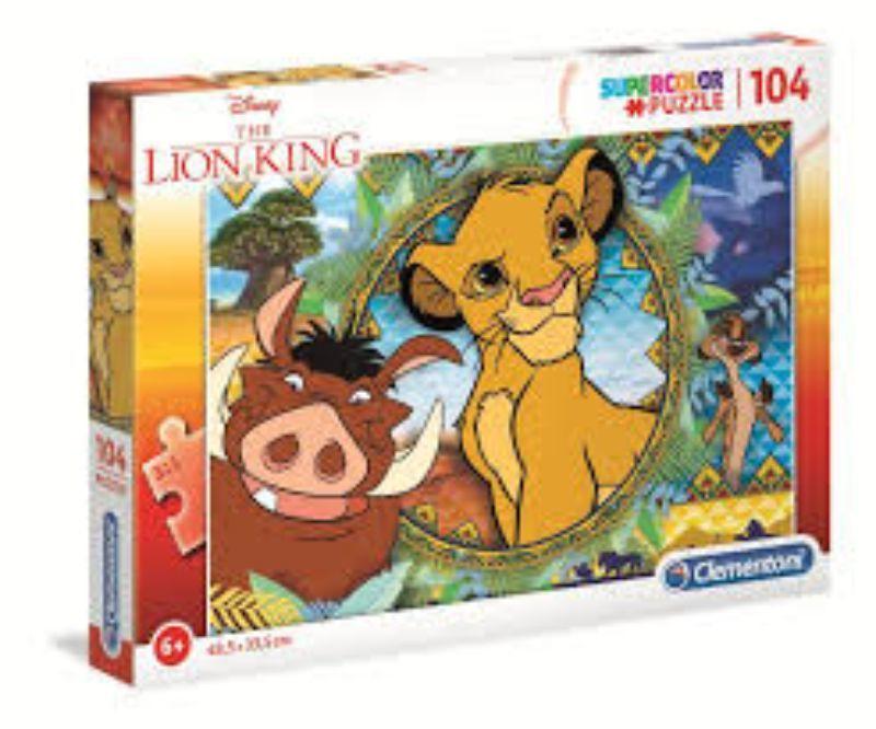 puzzle-il-re-leone