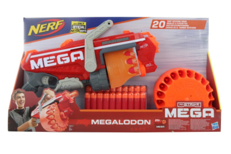 nerf-megalodon