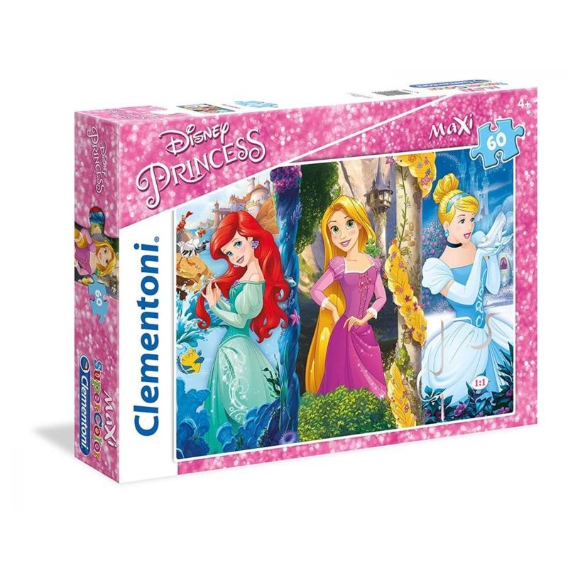 puzzle-disney-princess-60-pz